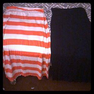 Two skirt bundle